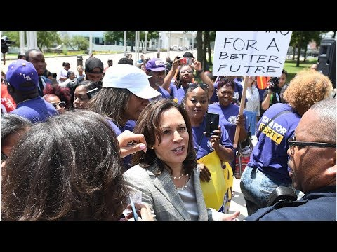 Kamala Harris: Detroit is 'litmus test' for United States | USA Politics News