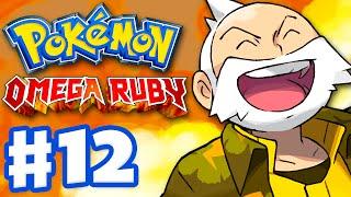 Pokemon Omega Ruby and Alpha Sapphire - Gameplay Walkthrough Part 12 - Gym Leader Wattson!