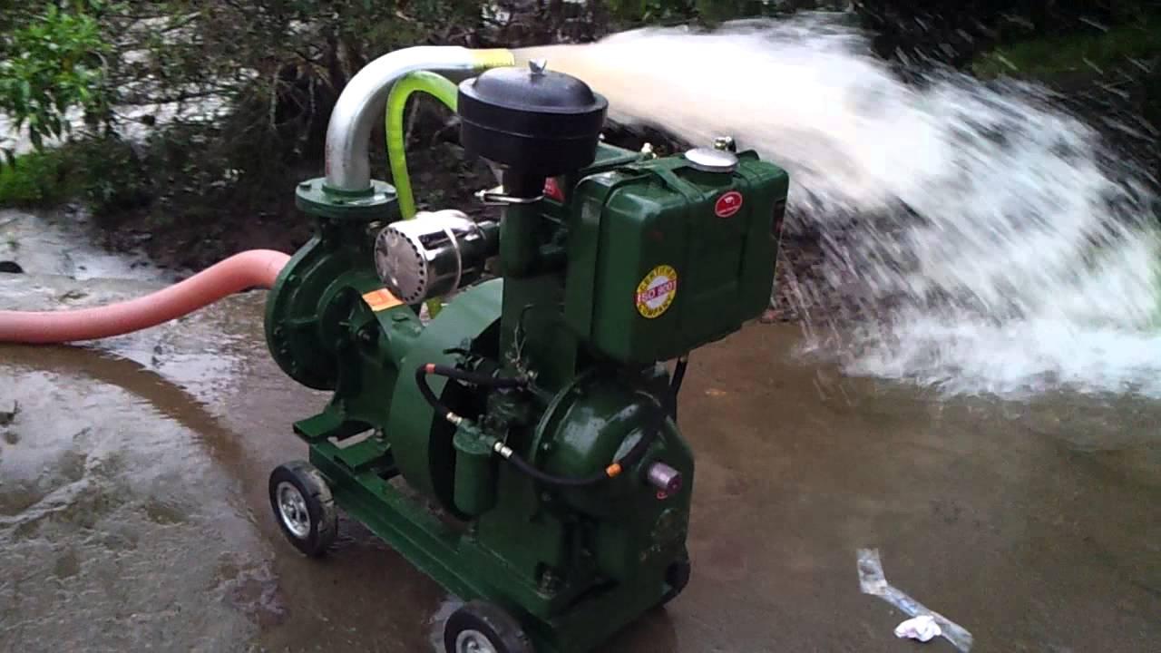 Bomba para riego por inundacion aspersion o goteo youtube for Bomba para riego de jardin