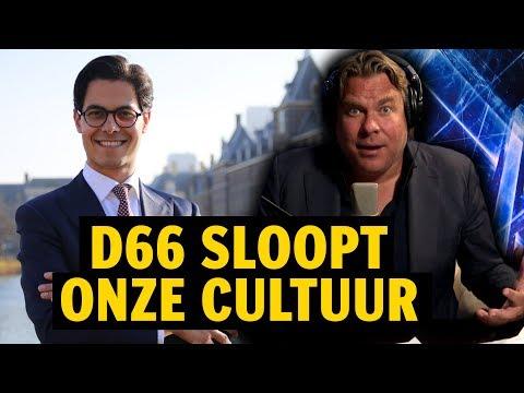 D66 SLOOPT ONZE CULTUUR - DE JENSEN SHOW #46