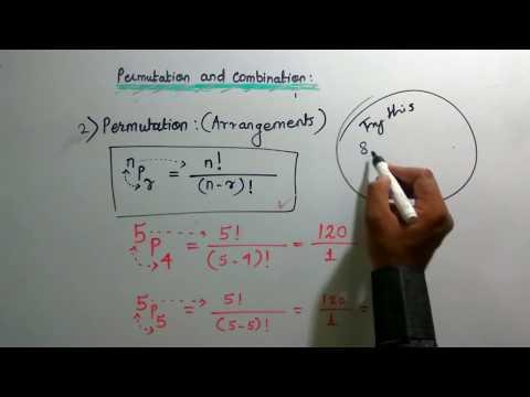 Permutation And Combination | IBPS PO | SBI PO |Fast-track Lecture#1