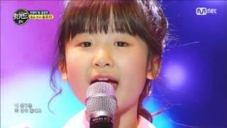 Bé gái Hàn Quốc với giọng hát của xứ sở thần tiên