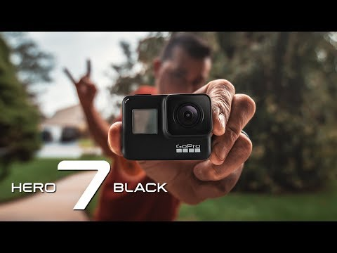 GoPro Hero7 Black Review | Extensive Test of The Gimbal Killer