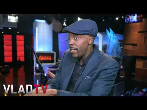 Arsenio: I Loved My Tense Interviews With Madonna