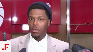 TORONTO RAPTORS POST GAME   KYLE LOWRY   RAPTORS VS PELICANS   NBA SOUND   10.22.2019