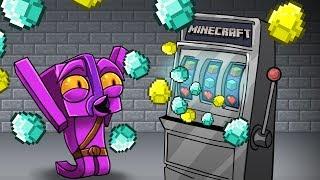Crazy Minecraft - JURASSIC PARK JAIL CELL! (Dinosaur Prison)