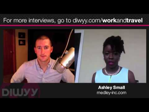 Work and Travel 17 - How to Start a PR Firm & Do What You Love