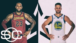 A closer look at the NBA All-Star Game starters | SportsCenter | ESPN