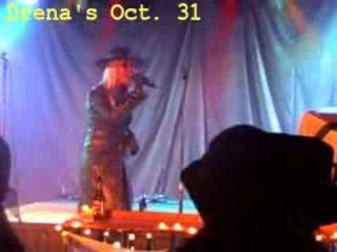 Drena's Karaoke Oct. 31