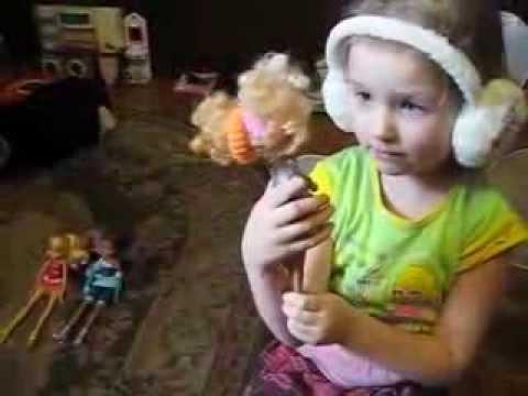 Мои любимые куклы Winx