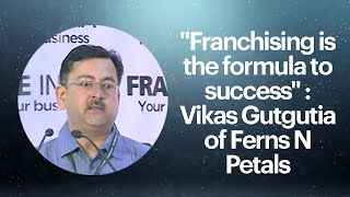 Franchising is the formula to success