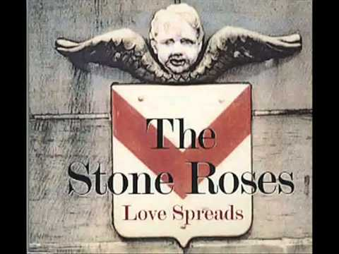 The Stone Roses - Love Spreads (with lyrics)