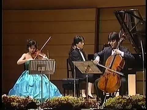 Mendelssohn : Piano Trio No.1(1st  Mov)