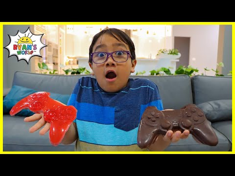 Ryan's Chocolate Challenge