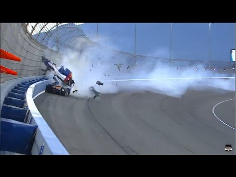 Biggest crashes in Motorsports history - PART 3