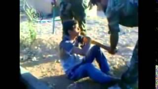 +18-  تعذيب طفل سوري بطريقة وحشية على يد شبيحة بشار وايران