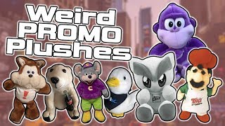 The Wacky World of Weird Promotional Plushes - Bonzi Buddy, DeviantArt, & More!