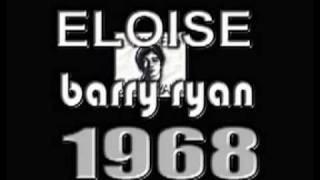 Eloise 1968 Barry Ryan