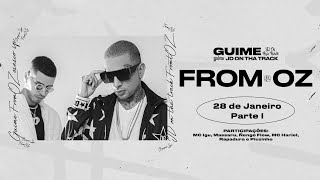 Repeat youtube video MC Guime - País do Futebol Part. Emicida (Audio Oficial)