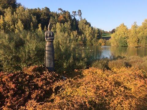Chateau de la Hulpe et la Fondation Folon - La fete au verger