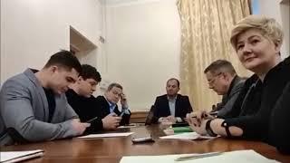 Заседание комиссии горсовета Одессы по торговле и международным отношениям 28.01.2019