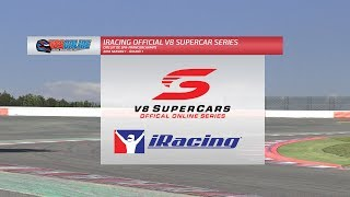 iRacing Official V8 Supercar Series - Round 7, Spa