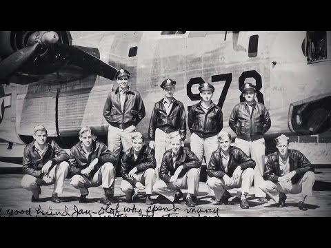 Allied aircrews in Sweden during World War II - documentary