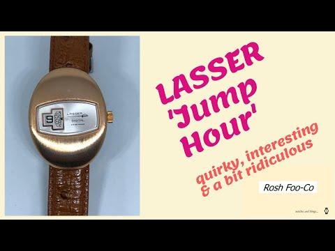 Lasser jump hour review