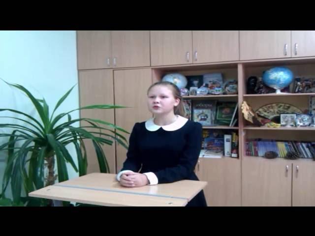 Изображение предпросмотра прочтения – МарияЗайцева читает произведение «Моей стране» В.Я.Брюсова