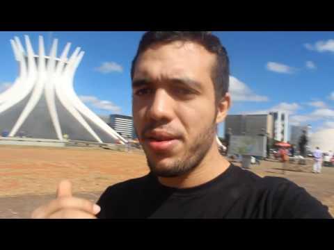 Passeio em Brasilia, Pontos Turísticos com Julio César