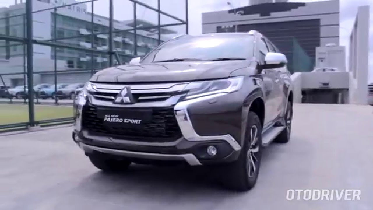 mitsubishi all new pajero sport 2016 first drive review indonesiamitsubishi all new pajero sport 2016 first drive review indonesia otodriver (english subtitled) youtube