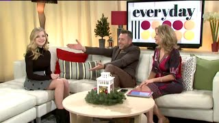 Jackie Evancho Interview with FOX31 KDVR In Denver