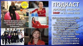 Почему фигурное катание снова популярно в России поговорим об Этери Тутберидзе И многое другое