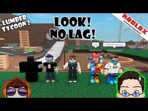 Roblox - Lumber Tycoon 2 - :) no lag on slot 2