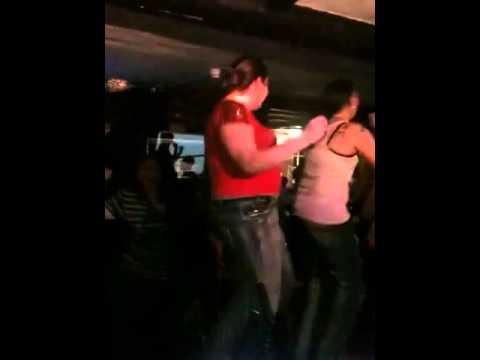 Karaoke in the Bull