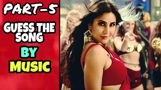 Guess The Song By It's Music - Bollywood Songs Challenge