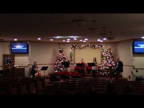 Lessons and Carols - Christmas Eve Service - December 24th, 2017