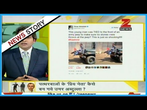 DNA: Why are Omar Abdullah and Farooq Abdullah giving shelter to stone-pelters?