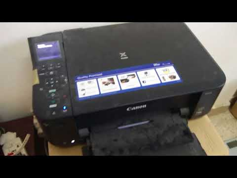 Canon Pixma printer error code 1003 , how to solve it?