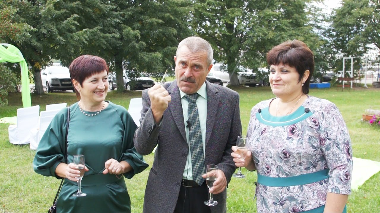 Интервью для гостей на свадьбу