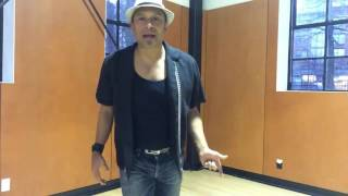 Learn How To Dance Salsa / Funk Dance Choreography by Gustavo