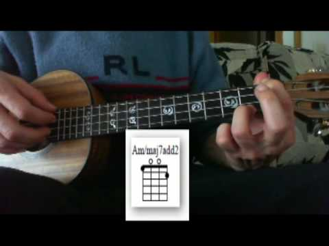 Stairway To Heaven Tutorial Led Zeppelin Ukulele Chords Acordes