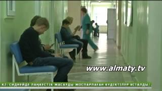 Алматылық дәрігерлер қызылша ауруына қарсы екпе жүргізуде