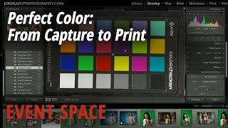 Perfect Color: From Capture to Print