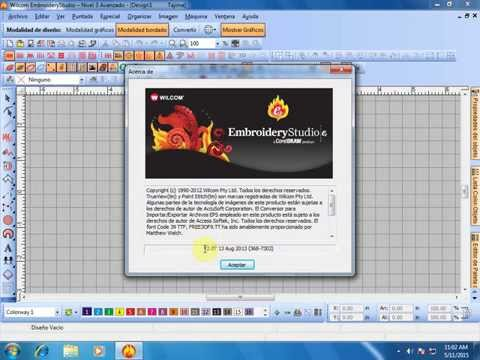 Wilcom embroidery studio e2 32 bit crack