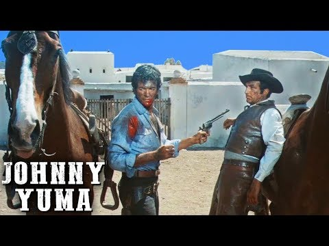 Johnny Yuma | FULL WESTERN MOVIE | Action | Spaghetti Western | English | Full Movie