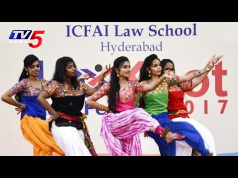 ICFAI Law School Organized 'Lex-Knot 2017' Law Festival | TV5 News