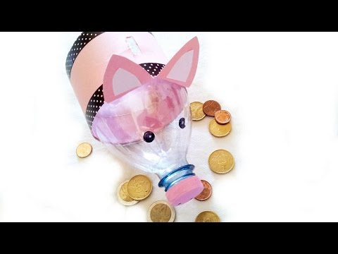 How To Make A Funny Piggy Bank - DIY Crafts Tutorial - Guidecentral