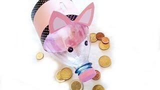 How To Make A Funny Piggy Bank - DIY Crafts Tutorial - Guidecentral