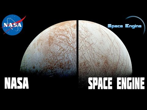 Space Engine – Recreating Iconic NASA Photos with a Home Computer